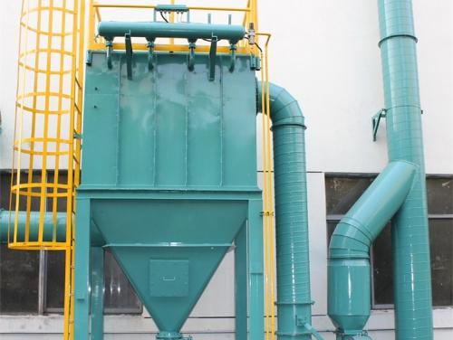 操作布袋除尘器工作原理时请遵循供应商提供的操作程序