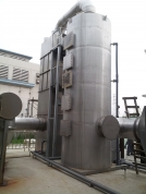 不锈钢废气洗涤塔